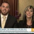 Le neveu de Meghan Markle, Tyler (25 ans) et sa mère Tracy, ex-épouse de Thomas Markle Jr., demi-frère de l'actrice.
