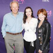 Clint Eastwood : Sa fille Francesca, 24 ans, est enceinte !
