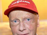 La champion du monde de Formule 1 Niki Lauda... bientôt papa pour la quatrième fois !