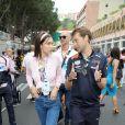Bella Hadid au 76e Grand Prix de Formule 1 de Monaco, le 27 mai 2018. © Olivier Huitel/Pool Monaco/Bestimage