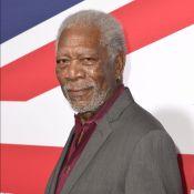 """Morgan Freeman accusé de harcèlement : il évoque des """"compliments mal placés"""""""