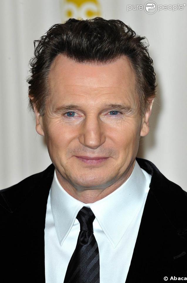 """Liam Neeson, bientôt en tournage pour """"Le Choc des Titans"""" !"""