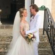 Barron Hilton vient de se marier à  Tessa Gräfin von Walderdorff sur l'île de Saint Barthélemy, ce 3 juin 2018.