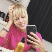 Iris Mittenaere s'essaie au blond : Notre ex-Miss Univers dubitative...