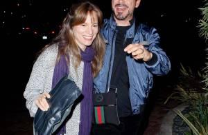 Robert Downey Jr. tellement heureux et amoureux...