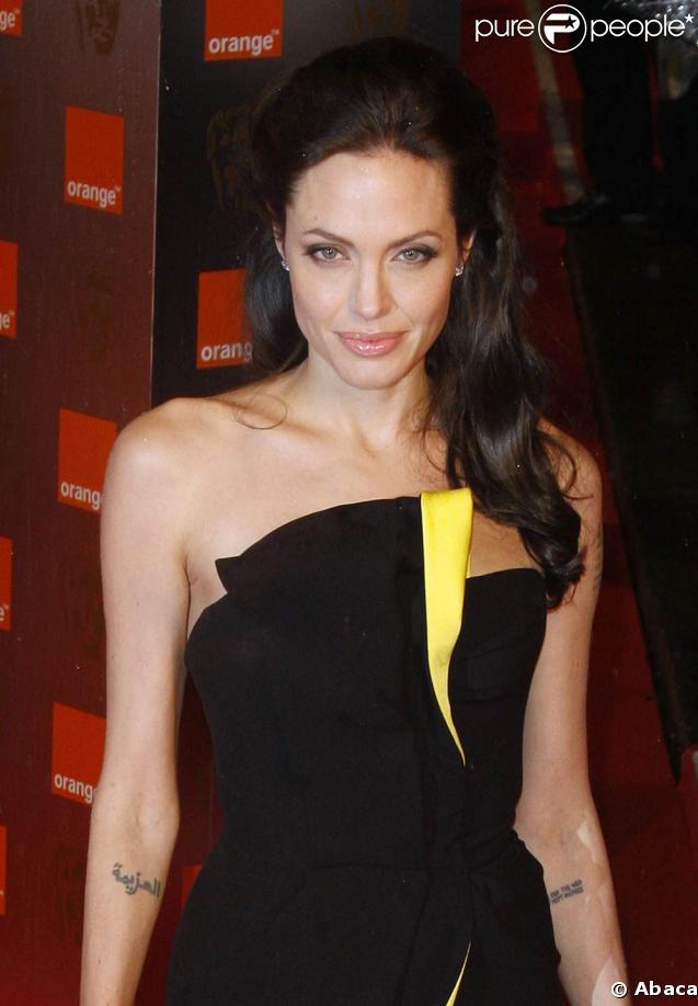 """Angelina Jolie, bientôt en tournage de """"Sin City 2"""" !"""