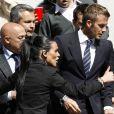 David Beckham à Madrid, c'est l'éclate