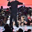 """Exclusif - Eddy de Pretto - Enregistrement de l'émission """"La chanson de l'année"""" dans les arènes de Nîmes, diffusée en direct sur TF1 le 8 juin © Bruno Bebert / Bestimage"""