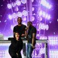 """Exclusif - Marwa Loud - Enregistrement de l'émission """"La chanson de l'année"""" dans les arènes de Nîmes, diffusée en direct sur TF1 le 8 juin © Bruno Bebert / Bestimage"""