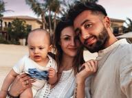 "Julia Flabat et son fils ""victimes d'une mini-tornade"", son petit ami blessé !"