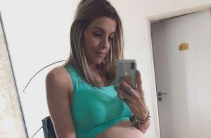 Alexia Mori enceinte : Des contractions après avoir eu