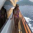 Nabilla Benattia sexy - Instagram,  juin 2018
