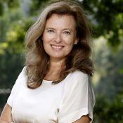 Valérie Trierweiler : Maman à la ligne parfaite, avec son fils Lorrain bébé