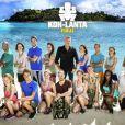 "Les 20 candidats de ""Koh-Lanta Fidji"" diffusée en septembre 2017 sur TF1."
