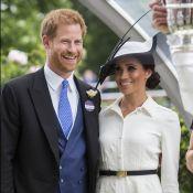 Prince Harry jaloux ? Un jockey charme Meghan Markle, il réplique