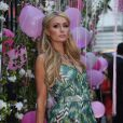 "Paris Hilton - Soirée de lancement de la collection ""Paris Hilton x Boohoo"" à l'hôtel Marois à Paris, le 26 juin 2018. © Giancarlo Gorassini/Bestimage"