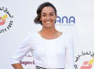 Kristina Mledenovic et Caroline Garcia en mode girly à Wimbledon