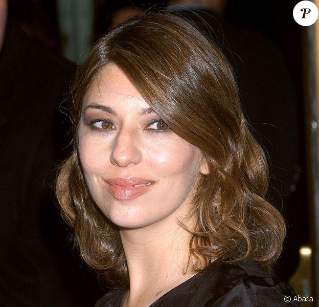 La réalisatrice et scénariste Sofia Coppola