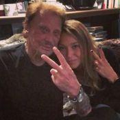 Laura Smet publie un bouleversant message pour son père Johnny Hallyday
