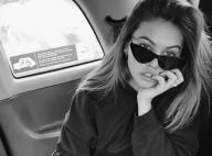 Thylane Blondeau in love : Bisous tendres avec son chéri Oscar Bimes