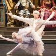 Exclusif - Germain Louvet, danseur étoile de l'Opéra de Paris, et Svetlana Zakharova du Bolchoï à La Scala de Milan, le 26 mai 2018 © François Roelants / Bestimage