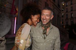 Vincent Cassel et Tina Kunakey : Les fiancés fêtent la fin de la Fashion Week