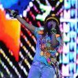 Coachella 2009 : M.I.A., déjantée... Comme d'habitude !
