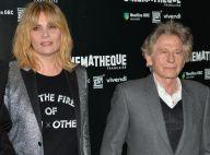 "Emmanuelle Seigner dit ""non merci"" aux Oscars qui ont exclu Roman Polanski"