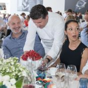 Frank Leboeuf : Ses cinq ans de mariage avec Chrislaure célébrés à Paris