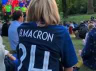 Brigitte Macron : La première dame revêt le maillot pour soutenir les Bleus