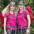 """Vanessa et Audrey, les collègues toulonnaises (35 et 37 ans),  candidates de """"Pékin Express : La Course infernale"""" (M6)."""