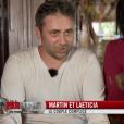"""Martin et Laeticia dans l'épisode 1 de """"Pékin Express : La Course infernale"""" sur M6."""