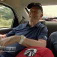 """Maurice et Thierry dans l'épisode 1 de """"Pékin Express : La Course infernale"""" sur M6."""