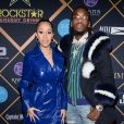 Cardi B et Offset à Minneapolis, le 3 février 2018.