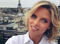 Sylvie Tellier enceinte : Combien de kilos a-t-elle pris durant sa grossesse ?