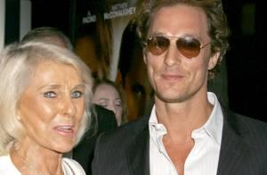 Matthew McConaughey : sa mère l'exhorte à se marier