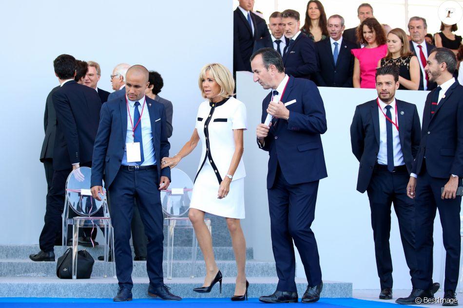 Brigitte macron son chef du protocole jos pietroboni pierre olivier costa son directeur de - Chef de cabinet du president de la republique ...