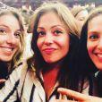 Lea François, Dounia Coesens et Elodie Varlet - Instagram, juin 2018