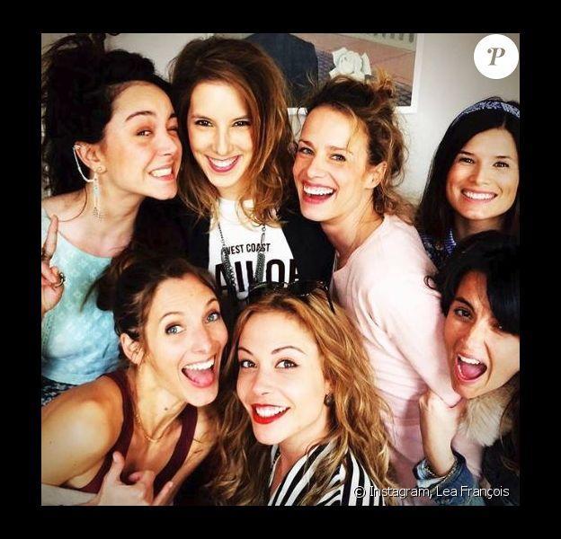 Les comédiennes de Plus Belle la vie - Instagram