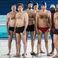 Le casting masculin - Le Grand Bain