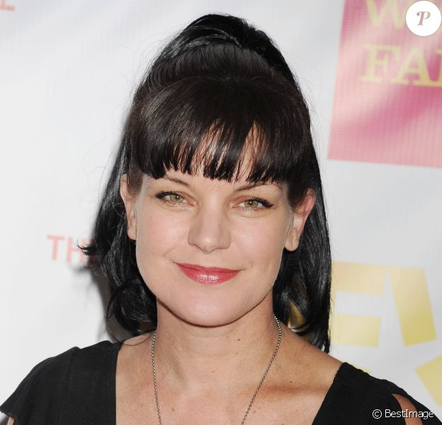 Pauley Perrette lors de la soirée TrevorLIVE Los Angeles au Hollywood Palladium à Los Angeles, le 7 décembre 2014.