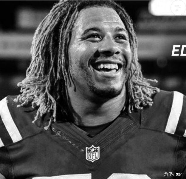 Edwin Jackson, linebacker des Colts d'Indianapolis, a été tué le 4 février 2018 à 26 ans, fauché par une voiture.