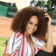 Exclusif - Alicia Aylies - 26ème édition du Trophée des personnalités en marge des Internationaux de Tennis de Roland Garros à Paris. Le 8 juin 2018. © Denis Guignebourg / Bestimage