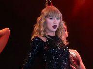 Taylor Swift : Déchaînée sur scène pour un show spectaculaire