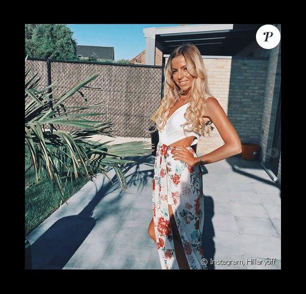 Hillary (La Villa) se confie sur sa rupture avec Sebastien - Instagram, 21 juin 2018