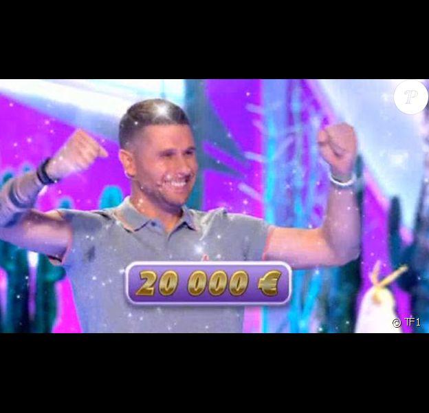 "Antoine, candidat des ""12 Coups de midi"" - TF1, 23 juillet 2018"