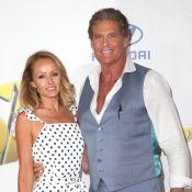 David Hasselhoff, 66 ans, s'est marié avec le mannequin de 38 ans Hayley Roberts