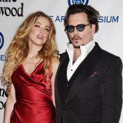 Amber Heard violente ? Johnny Depp sort de son silence et donne des détails