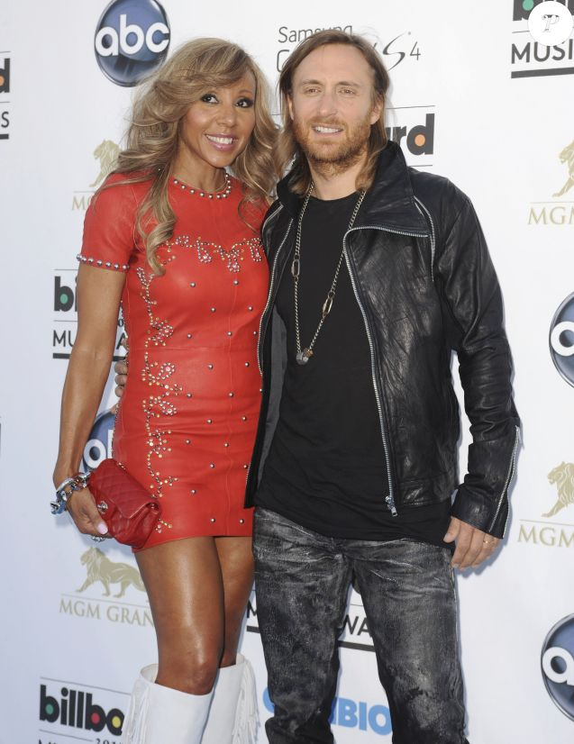 "David Guetta, Cathy Guetta - Soiree ""2013 Billboard Music Awards"" au ""MGM Grand Garden Arena"" a Las Vegas, le 19 mai 2013  Celebrities attend The 2013 Billboard Music Awards at the MGM Grand Garden Arena on May 19, 2013 in Las Vegas, Nevada19/05/2013 - Las Vegas"