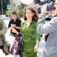 Archives - Laura Wasser, l'avocate de Angelina Jolie à Los Angeles le 17 septembre 2007